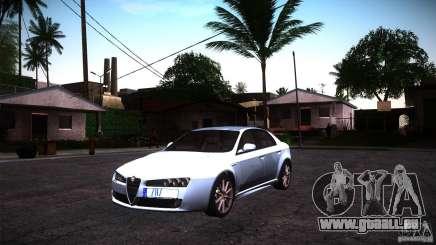 Alfa Romeo 159 Ti pour GTA San Andreas