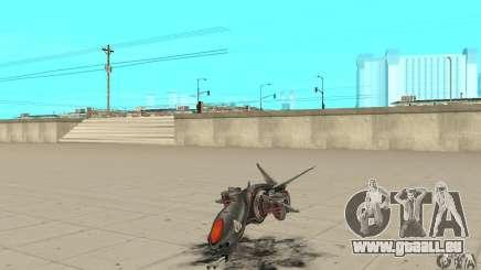 MOSKIT pour GTA San Andreas