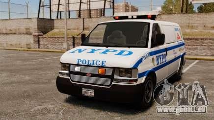 Police Speedo pour GTA 4