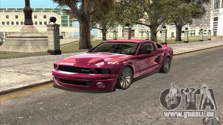 Ford Shelby GT500KR Super Snake für GTA San Andreas