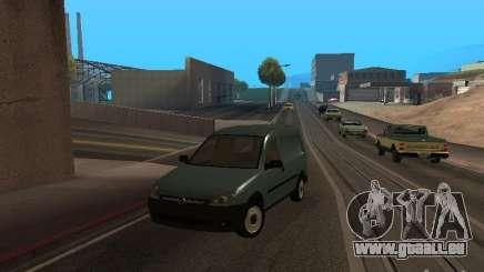 Opel Combo 2005 pour GTA San Andreas