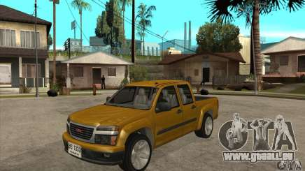 GMC Canyon 2007 pour GTA San Andreas
