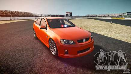 Holden Commodore SS (FBINOoSE) pour GTA 4