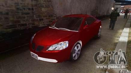 Pontiac G6 pour GTA 4