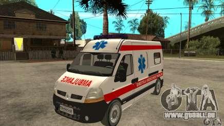 Renault Master Ambulance pour GTA San Andreas