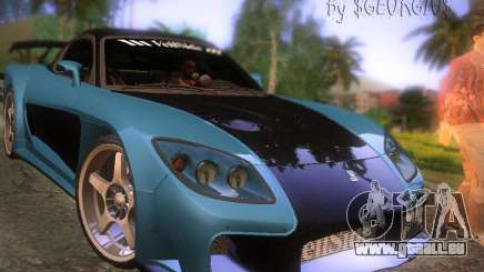Mazda RX 7 Veil Side für GTA San Andreas