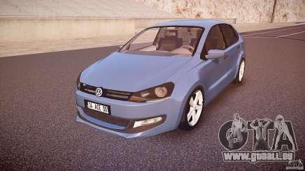 Volkswagen Polo 2011 pour GTA 4