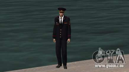 L'officier du ministère de l'intérieur pour GTA San Andreas