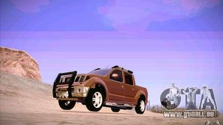 Nissan Fronter pour GTA San Andreas