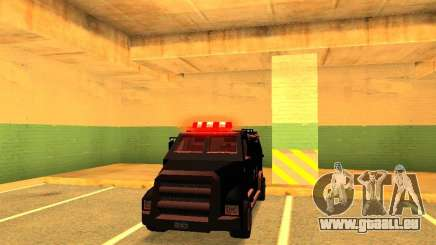 Swat III Securica für GTA San Andreas