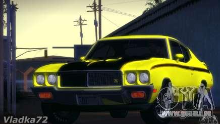 Buick GSX 1970 v1.0 für GTA San Andreas