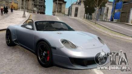 RUF RK Spyder 2006 [EPM] für GTA 4