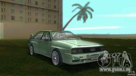 Audi Quattro für GTA Vice City