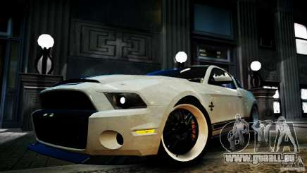 Shelby GT500 Super Snake NFS Edition pour GTA 4