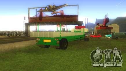 TCM Anhänger-993910 für GTA San Andreas