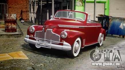 Chevrolet Special DeLuxe 1941 pour GTA 4