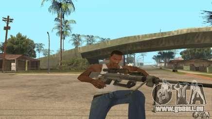 Intervenšn de Call Of Duty : Modern Warfare 2 pour GTA San Andreas