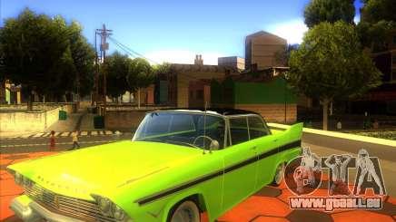 Plymouth Belvedere Sport Sedan 1957 pour GTA San Andreas