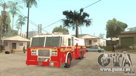 FDNY Seagrave Marauder II Tower Ladder pour GTA San Andreas