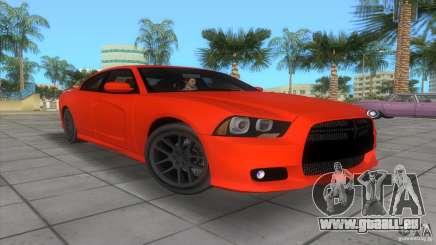Dodge Charger für GTA Vice City
