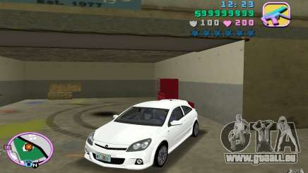 Opel Astra OPC 2006 für GTA Vice City