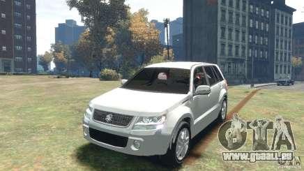 Suzuki Grand Vitara pour GTA 4