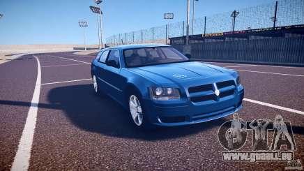 Dodge Magnum RT 2008 pour GTA 4