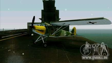 Fi-156 für GTA San Andreas