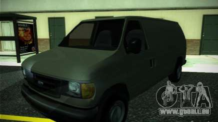 Ford E150 2000 für GTA San Andreas