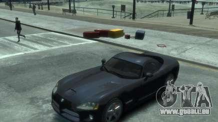 Dodge Viper srt-10 Coupe pour GTA 4