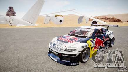 Mazda RX-8 Mad Mike pour GTA 4