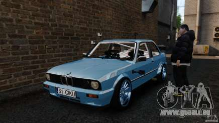 BMW E30 V8 Drift pour GTA 4