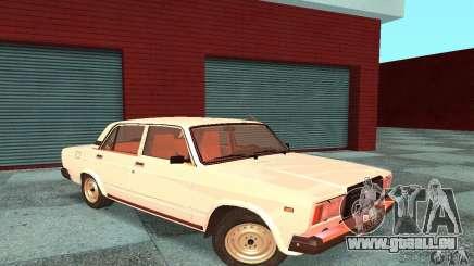 VAZ 2107 c. 3 pour GTA San Andreas