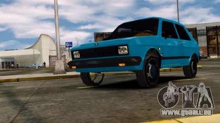 Zastava Yugo Skala für GTA 4