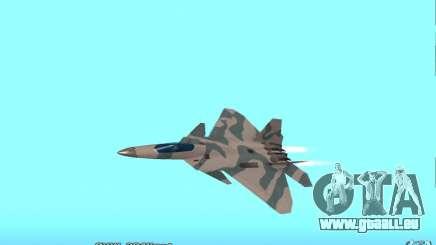 F/A-22 Velociraptor pour GTA San Andreas