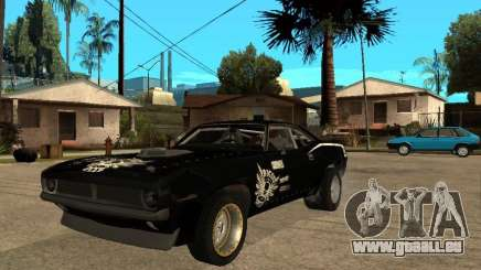 Plymouth Hemi Cuda Rogue Speed pour GTA San Andreas