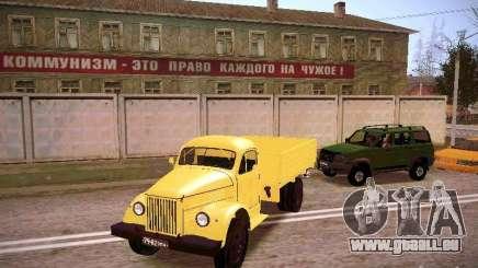 GAZ-51 A pour GTA San Andreas
