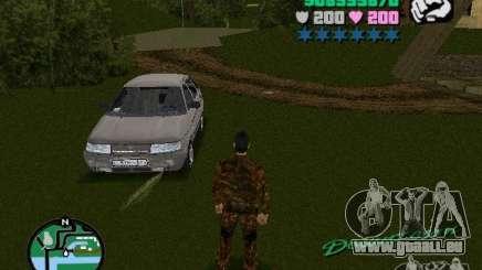 VAZ-2112 pour GTA Vice City