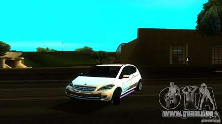 Mercedes-Benz A200 Turbo für GTA San Andreas