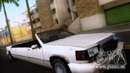 Stretch Cabrio pour GTA San Andreas