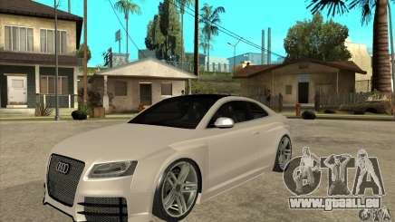 Audi S5 Quattro Tuning für GTA San Andreas