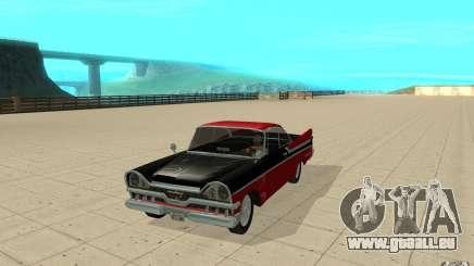 Dodge Lancer 1957 für GTA San Andreas