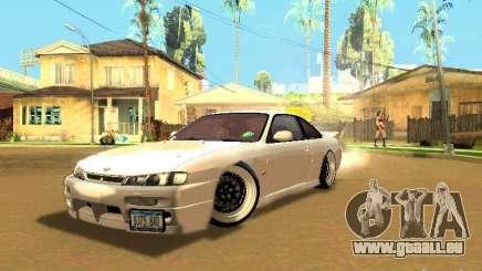 Nissan 200SX JDM für GTA San Andreas