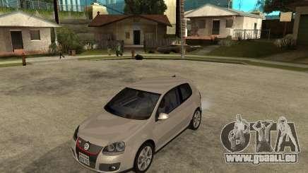 Volkswagen Golf V GTI pour GTA San Andreas