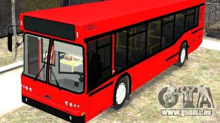 MAZ 5295 v2.0 final pour GTA 4