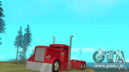 Peterbilt Coupe für GTA San Andreas