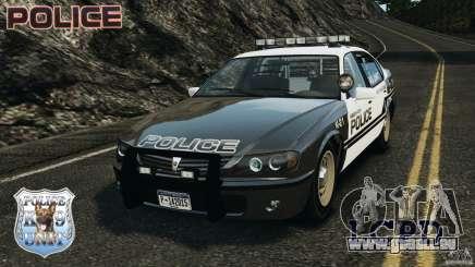 LCPD K9 Unit pour GTA 4