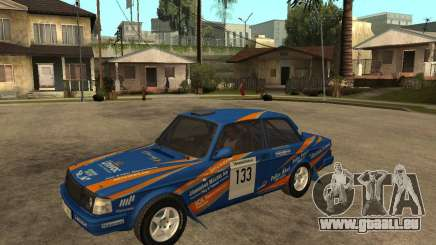 Volvo 242 Lightspeed Rally Edition pour GTA San Andreas