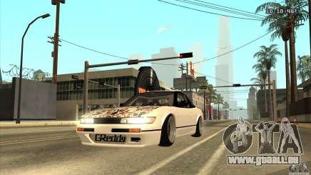 Nissan Sil180 JDM für GTA San Andreas