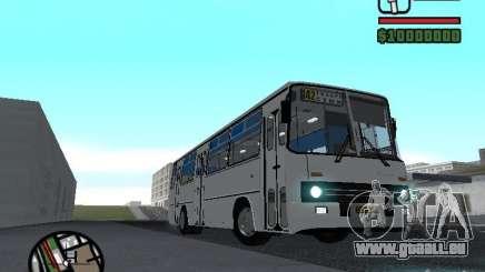 Ville de Ikarus 266 pour GTA San Andreas
